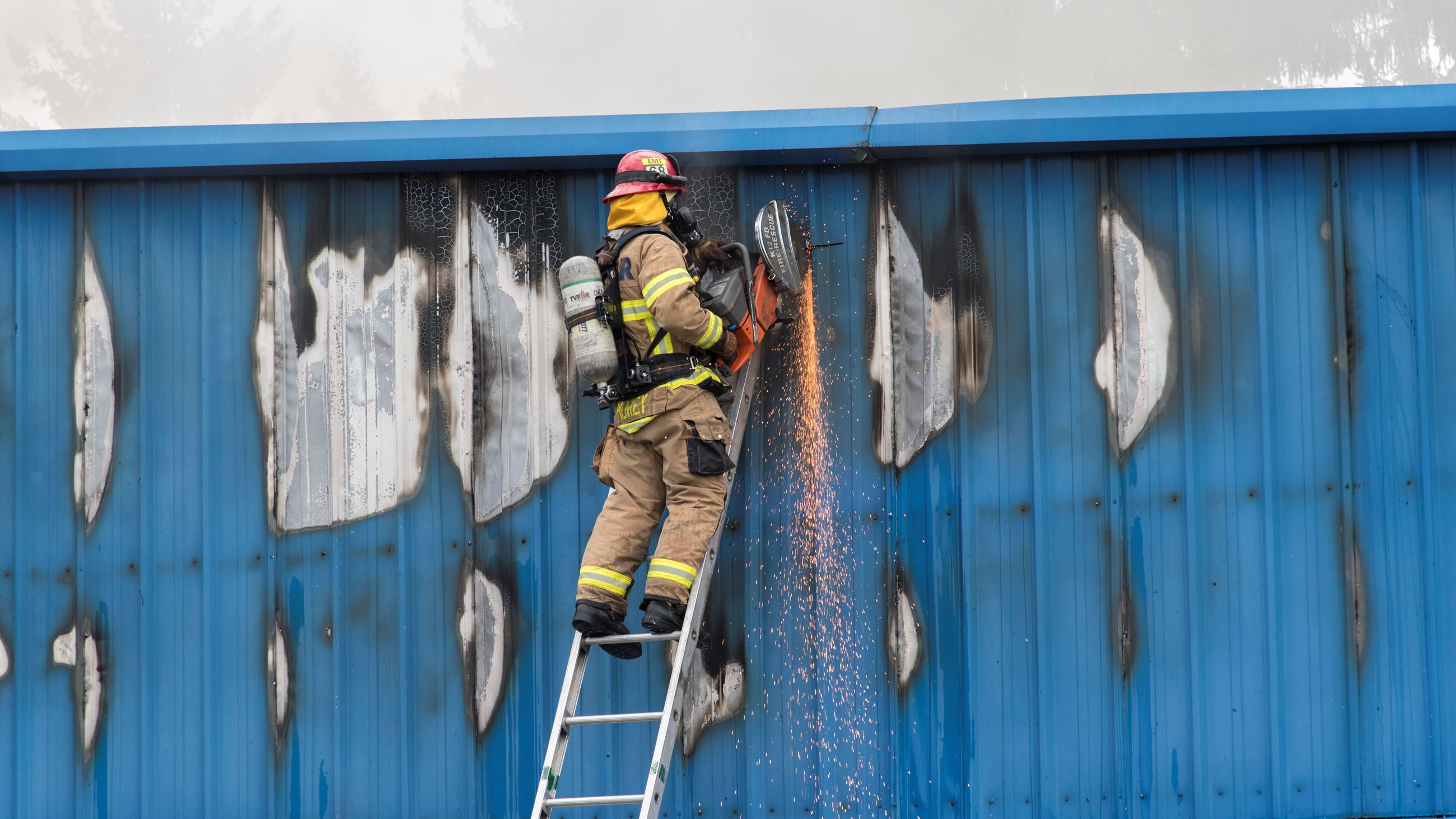 Tigard Commercial Fire