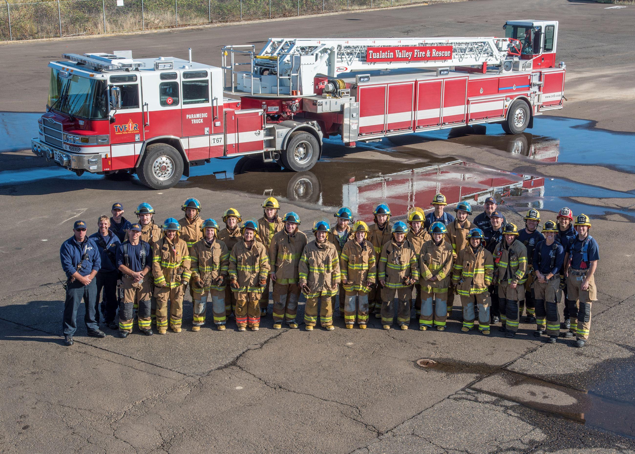 Outreach | Tualatin Valley Fire & Rescue
