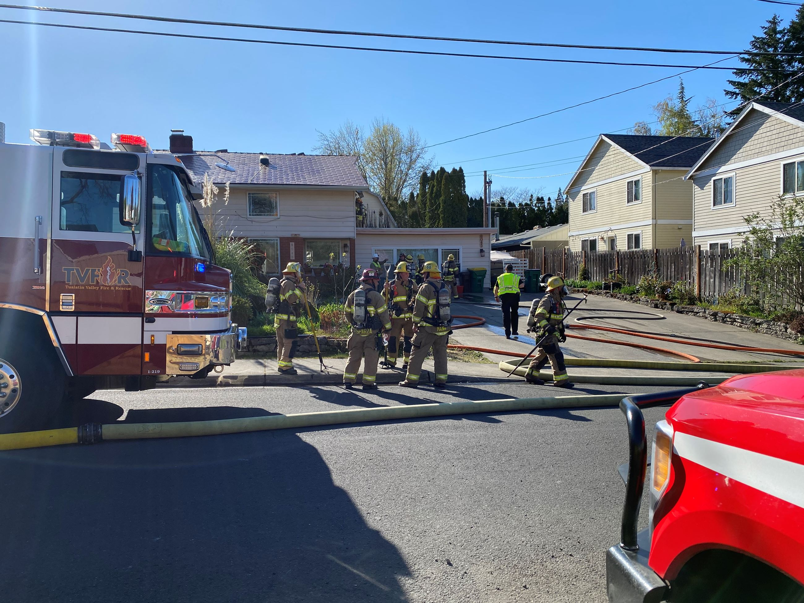 167th Avenue House Fire