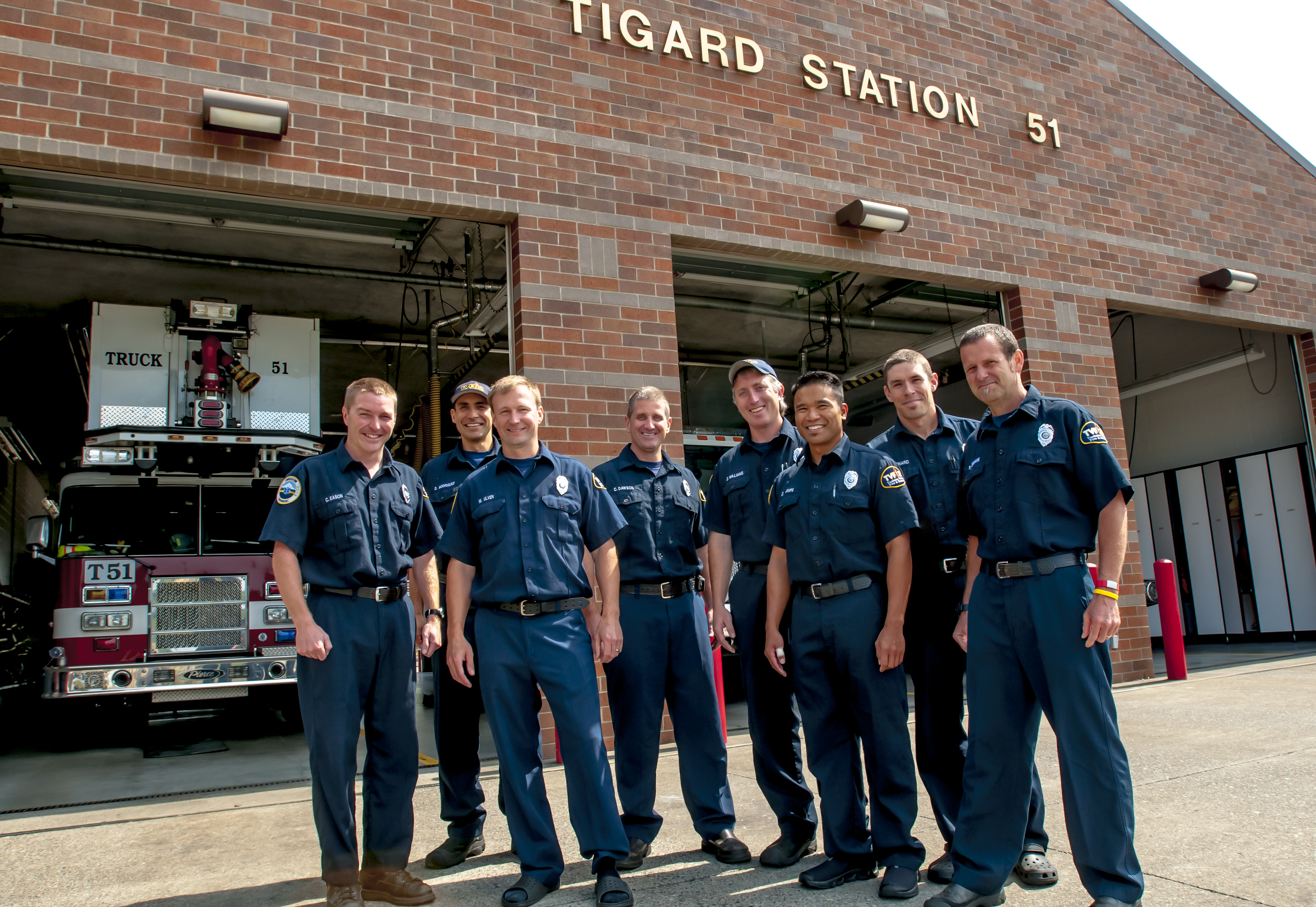 Tigard Station 51