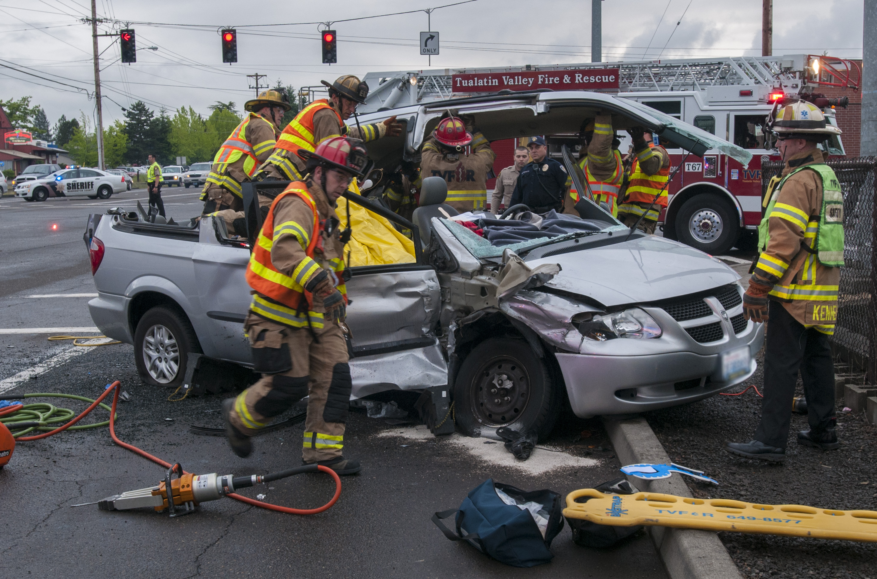 Aloha Vehicle Extrication
