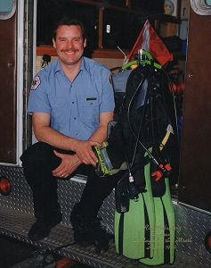 Retired FF Ron B.