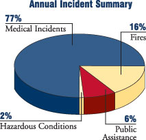 Annual Incident Summary