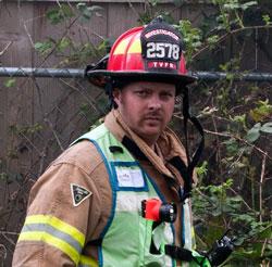 TVFR Fire Investigator