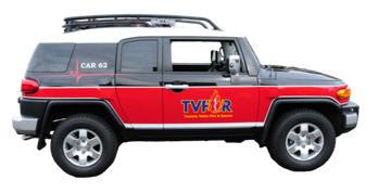 TVFR Response Car
