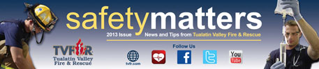 Safety Matters Newsletter